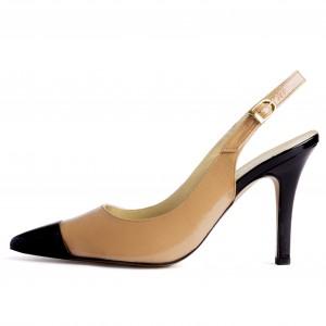 Peter Kaiser Caramel Shoe
