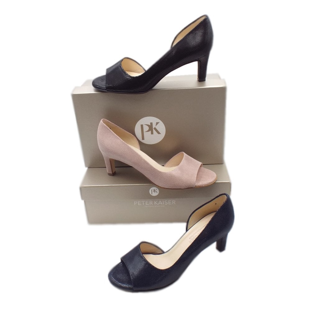 2a514509 ... Beate Stylish Open Toe Shoes in Black Sarto. ‹ View All Peter Kaiser; ‹  ...