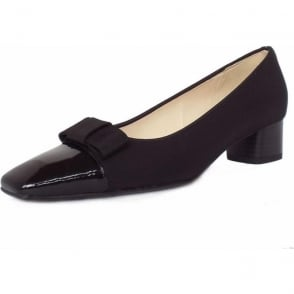 Beli low heel pumps in black