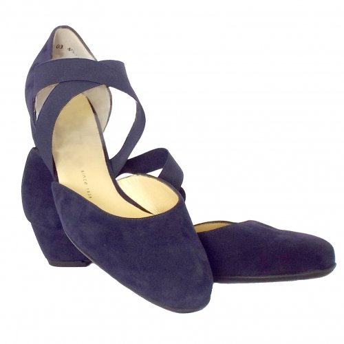 Womens navy blue dress shoes pictured: Nine West Women s Qunity Peep-Toe Pump