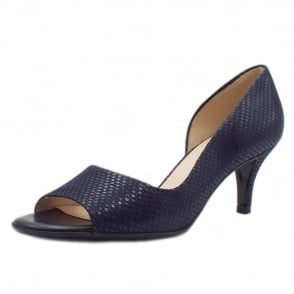 Jamala 18 Women's Open Toe Shoes in Notte Topic