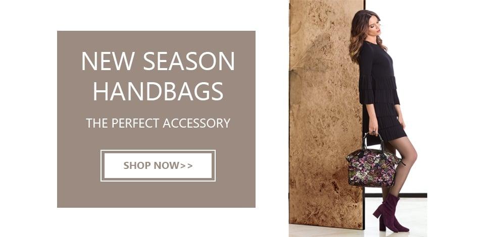 New Season Handbags