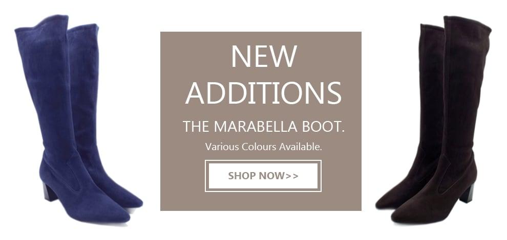 New Season Marabella Boots
