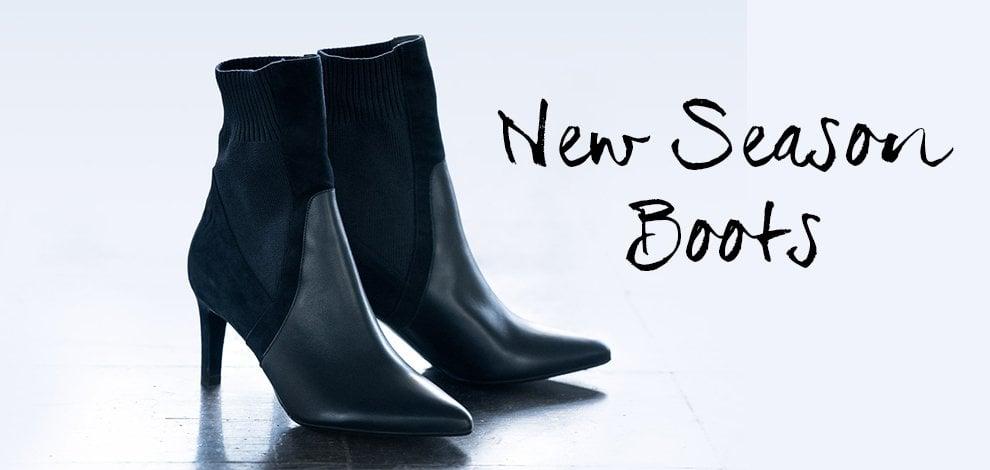 New Seasons Boots