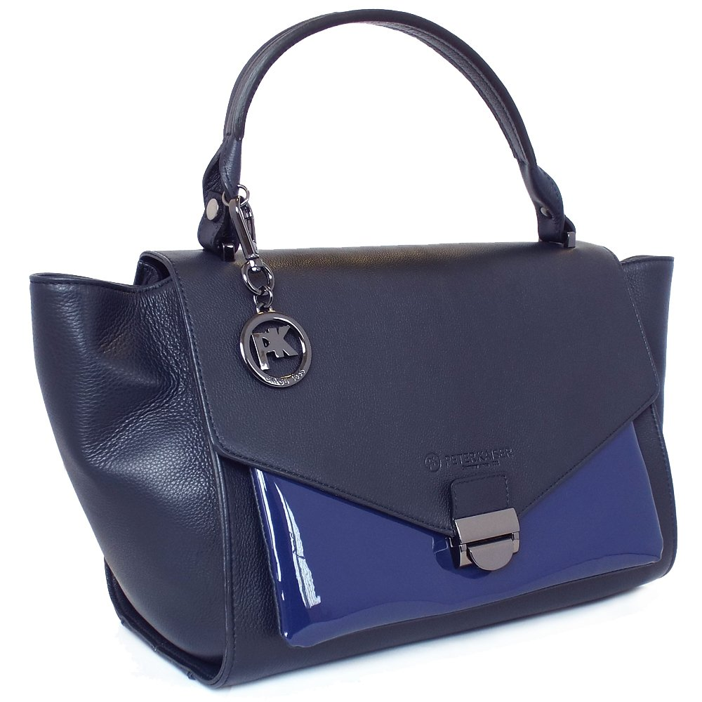 Buy low price, high quality leather navy handbags with worldwide shipping on custifara.ga