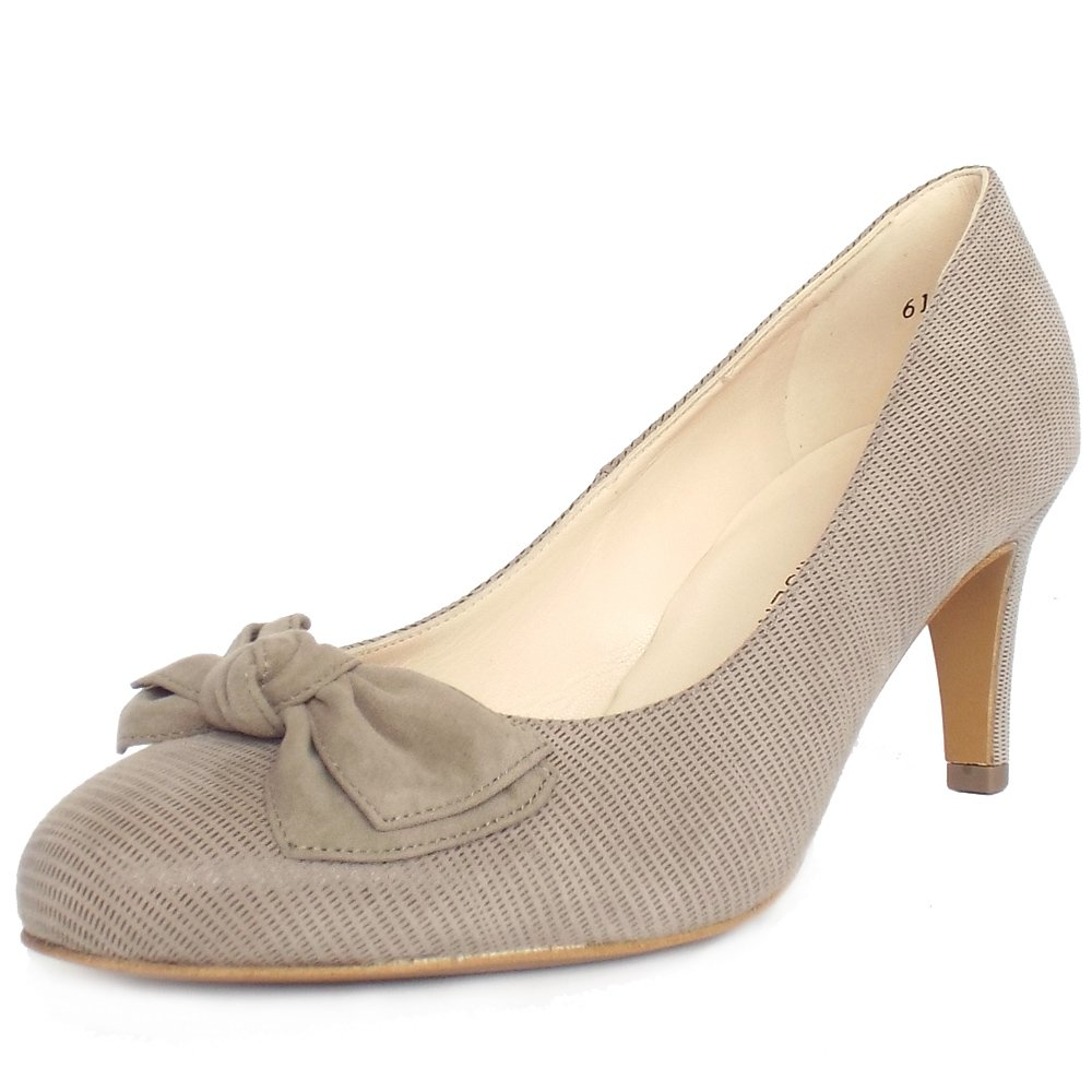 Taupe Wedding Shoes Uk