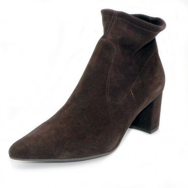 Peter Kaiser Bassy Sock Boot in Nuba Suede