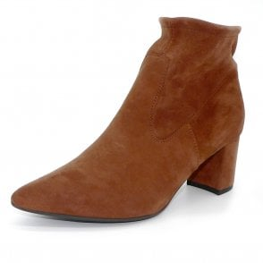 Peter Kaiser Bassy Sock Boot in Sable Suede