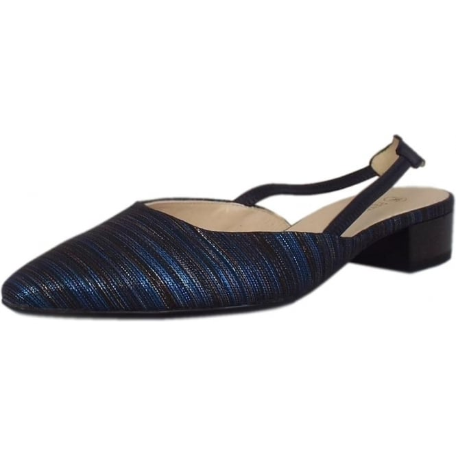 Castra Notte Atamante Evening Sandals With Low Heel