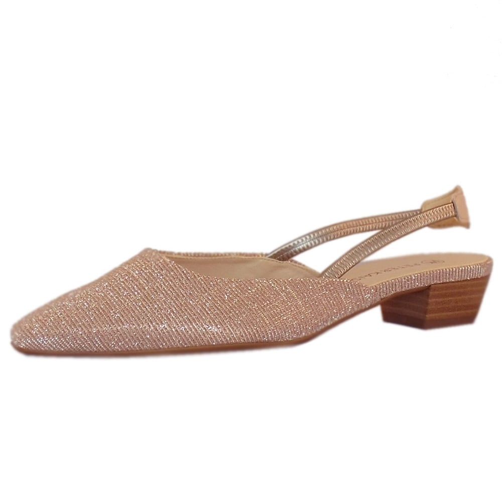 Wide Fit Evening Shoes Ladies