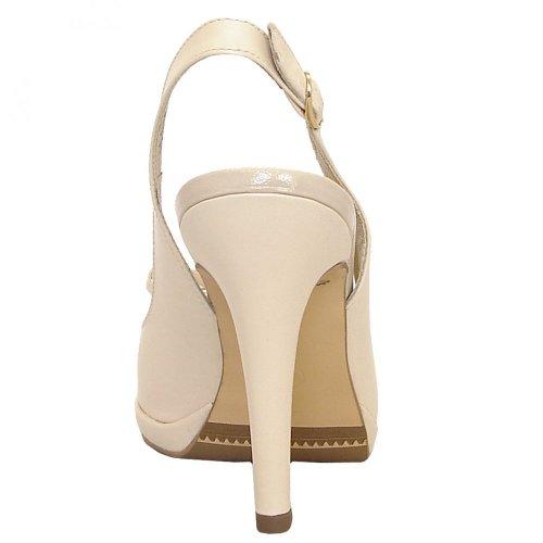 a3c01ce7c12 ... Claris lana leather stiletto sandal ...