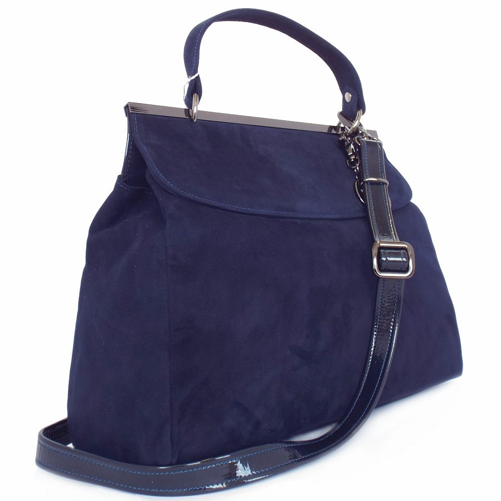 7cd06a8f64b8 Navy Suede Handbags Uk | Stanford Center for Opportunity Policy in ...
