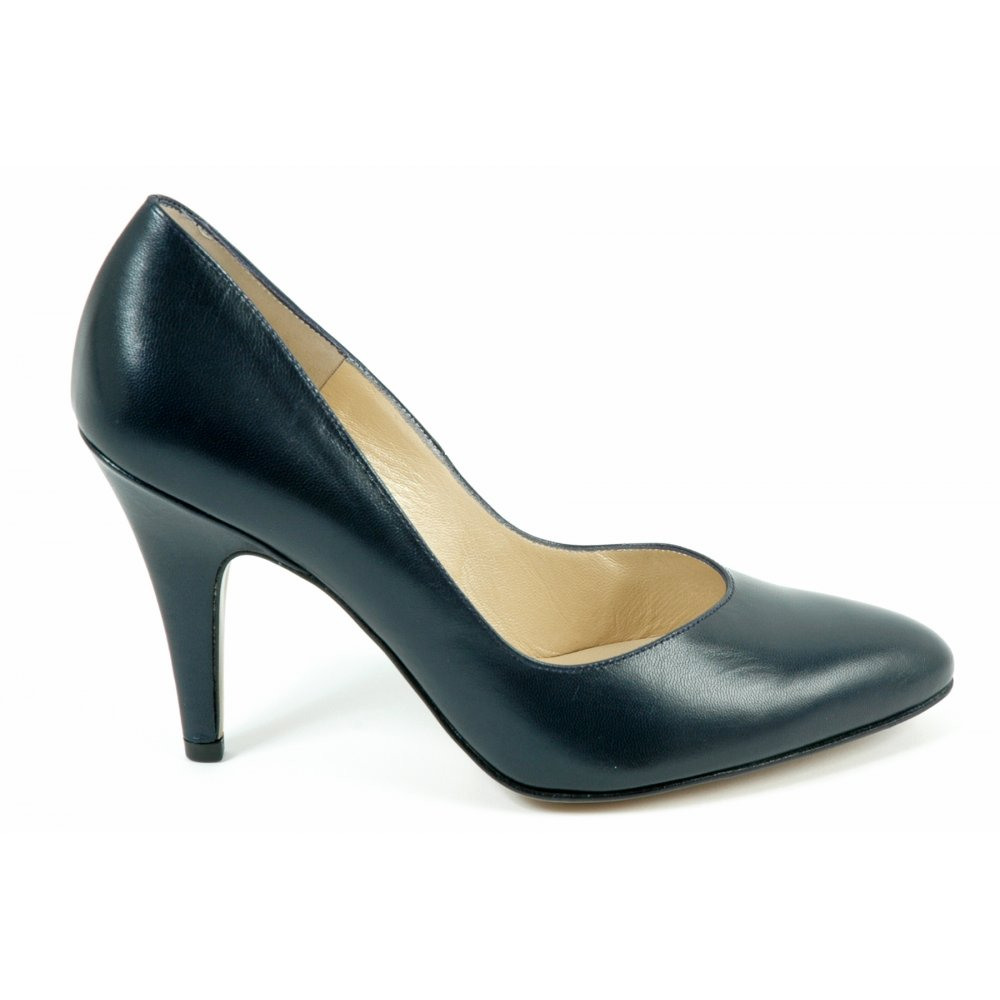 Navy Stiletto Shoes Uk