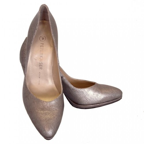 e274be31acaf53 ... Herdi Stiletto Court Shoes in Taupe Furla ...