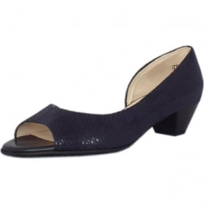 Itha Notte Topic Low Heel Open Toe Pumps