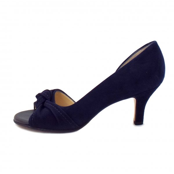 Ladies navy shoes. Women shoes online