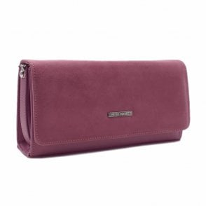Lanelle Cassis Stylish Clutch Bag