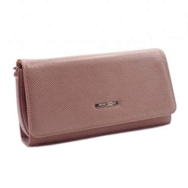 Lanelle Mauve Sarto Stylish Clutch Bag
