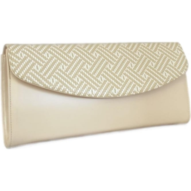 Liv Lana & Sabbia Leather Clutch