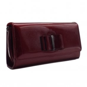 Londara Rubi Mura Leather Clutch Bag