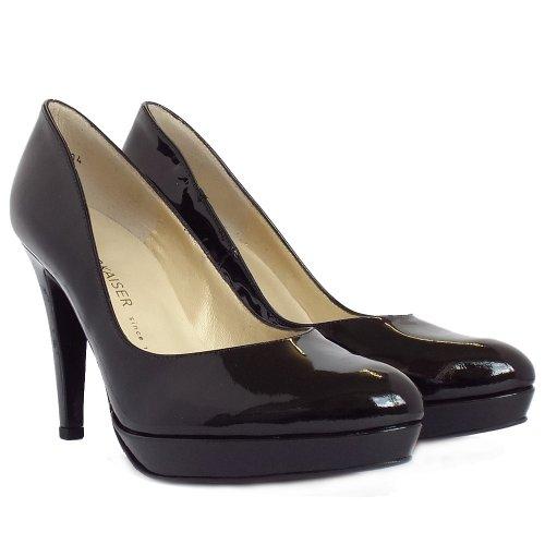 3ff54164789 ... Lukrezia stiletto pumps in black patent ...