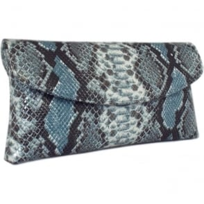 Mabel Azur Diano Clutch Bag