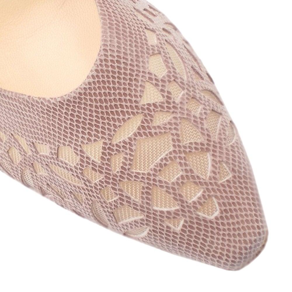 f99e438210c ... Mailin Dressy Mid Heel Slingback in Mauve Sarto ...
