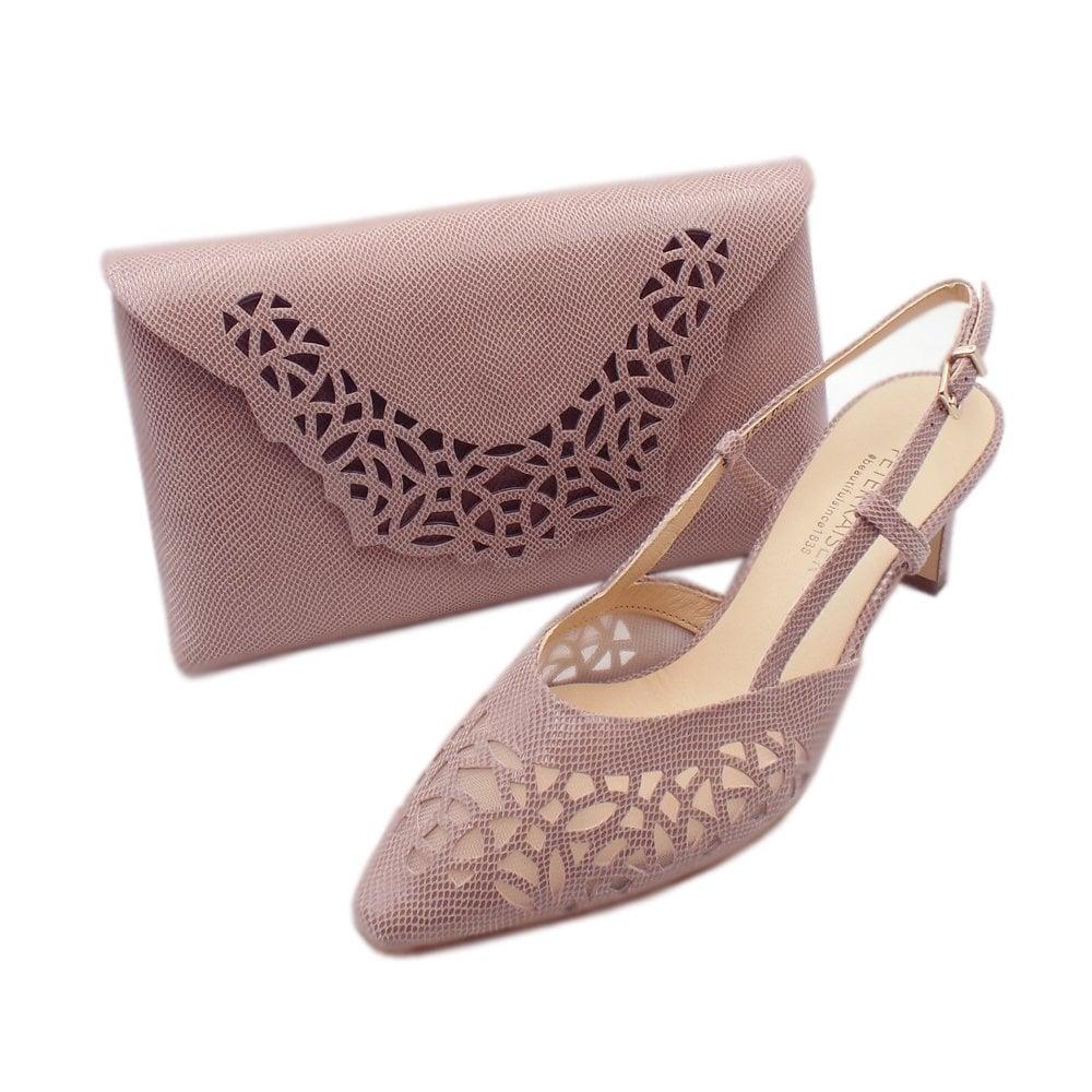 65218587314 ... Mailin Dressy Mid Heel Slingback in Mauve Sarto. ‹