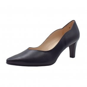 Malin-A Classic Court Shoes in Navy