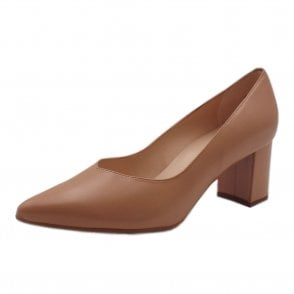 Naja Court Shoes in Biscotti River