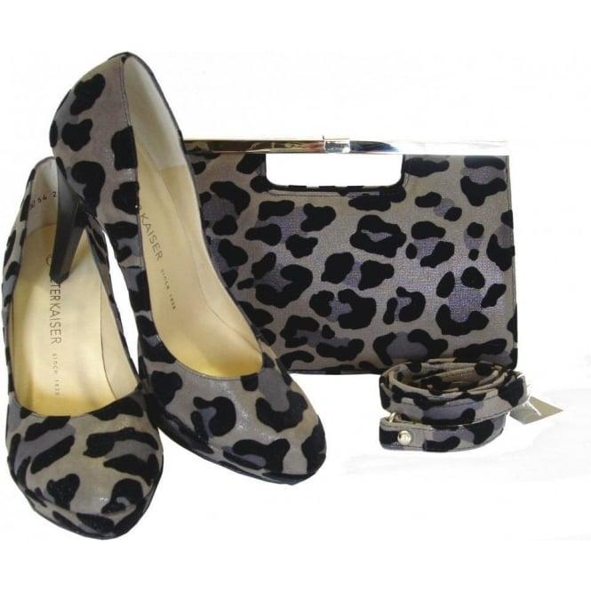 cheaper 5e1bc a57d4 Peter Kaiser | New York | High heel pumps in leo print