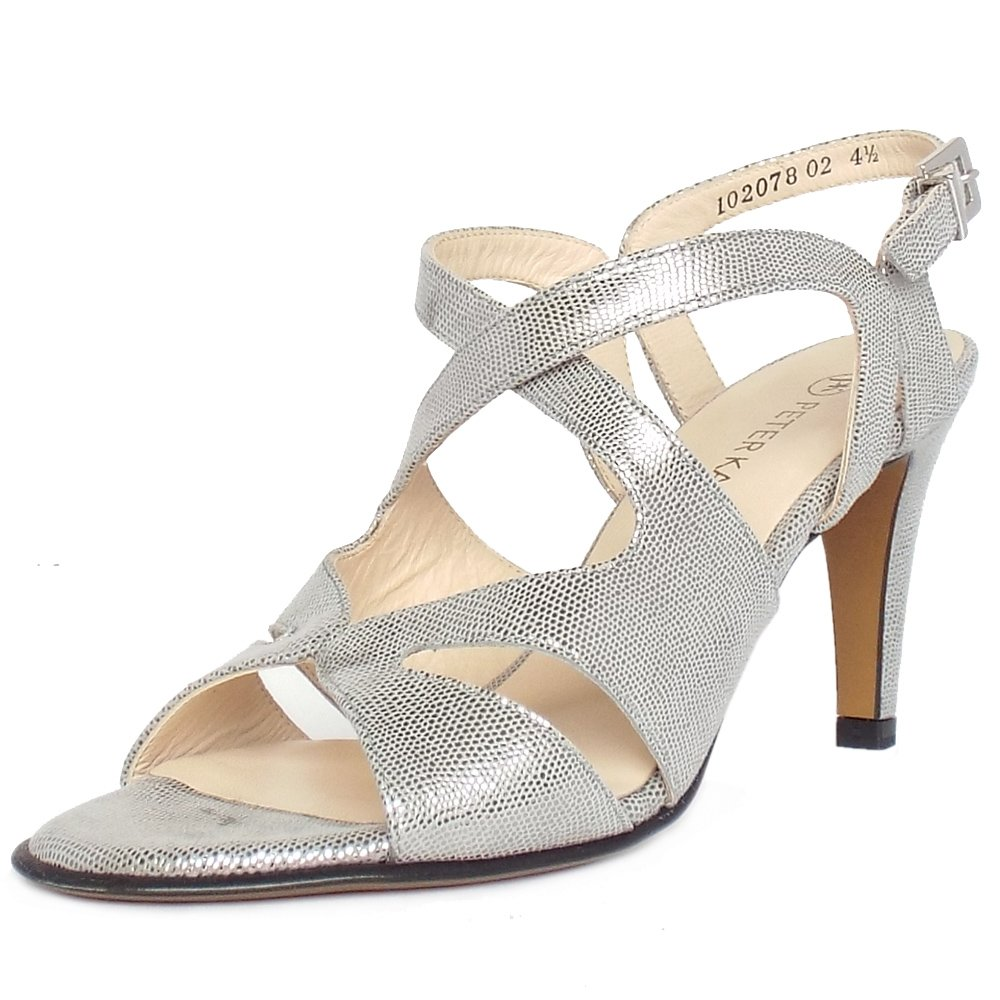 Silver Women's Sandals: Find the latest styles of Shoes from seebot.ga Your Online Women's Shoes Store! Get 5% in rewards with Club O!