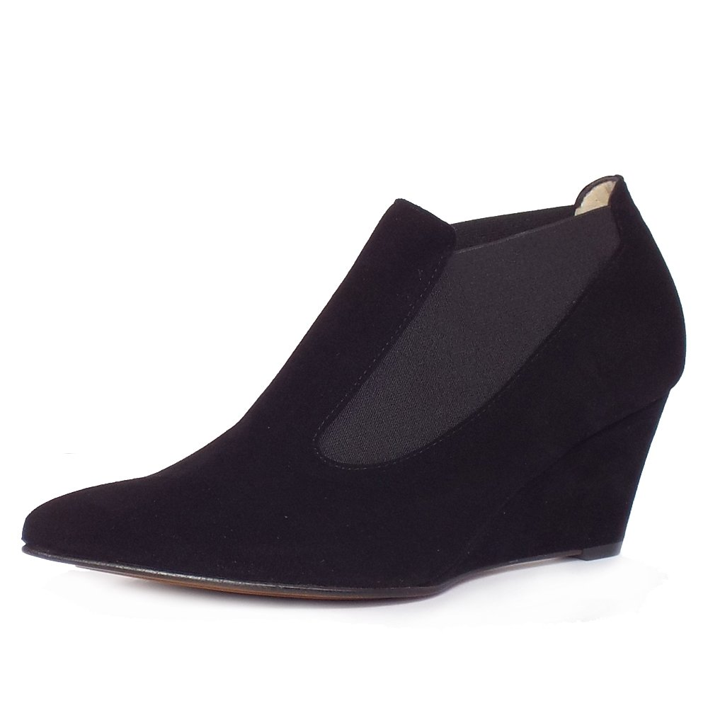 Find great deals on Womens Black Wedges Shoes at Kohl's today! 2 Lips Too Niles Women's Knee High Wedge Boots. Regular. $ Journee Collection Koala Women's Faux Suede Wedge Booties. sale. $ Regular $ Journee Collection Andies Women's Wedges.