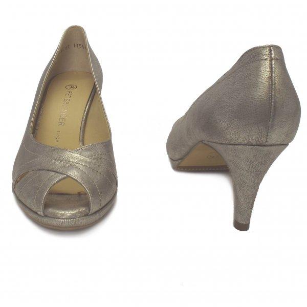 home peter kaiser scala taupe furla high heel shoes. Black Bedroom Furniture Sets. Home Design Ideas