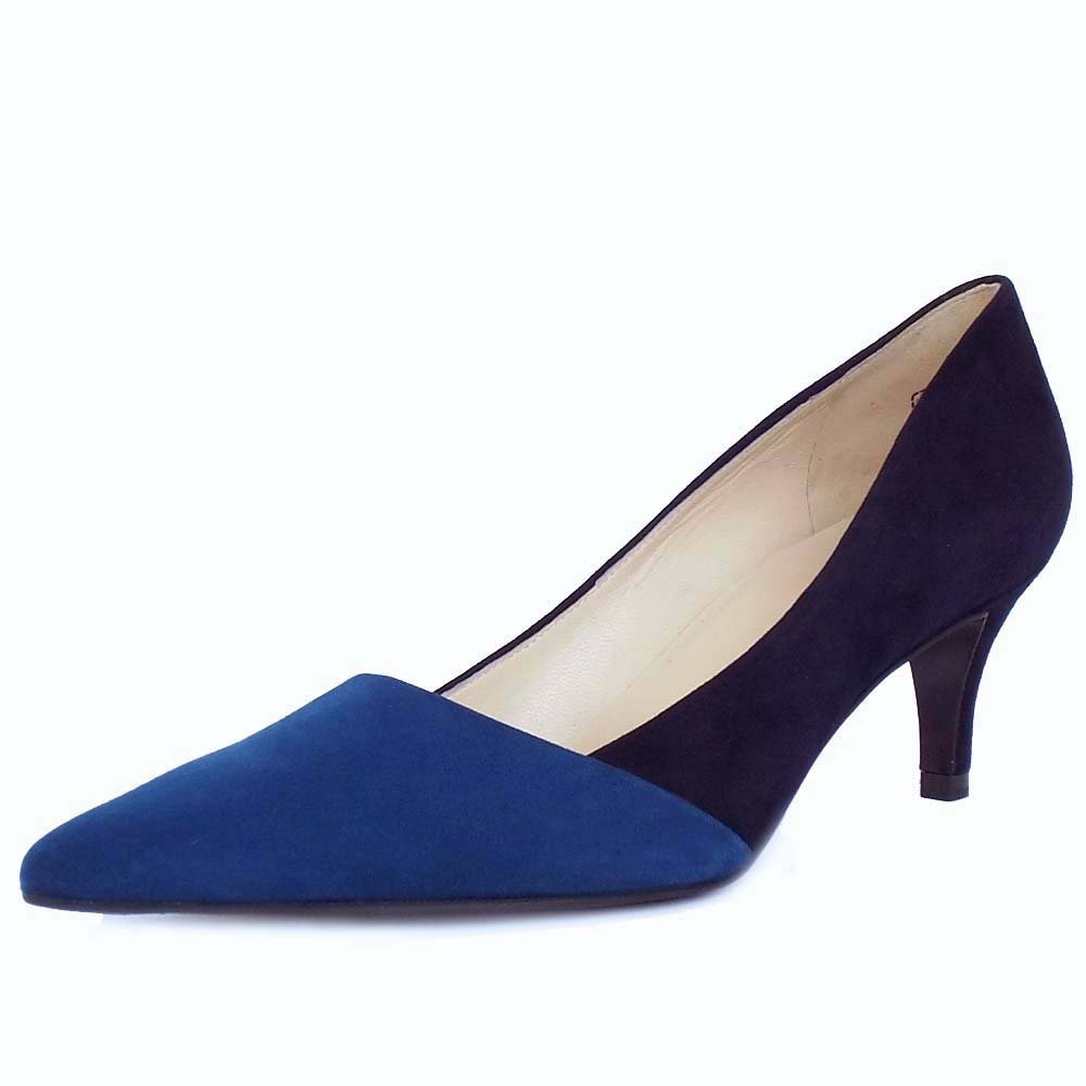 Shop blue pointed shoes at Neiman Marcus, where you will find free shipping on the latest in fashion from top designers.