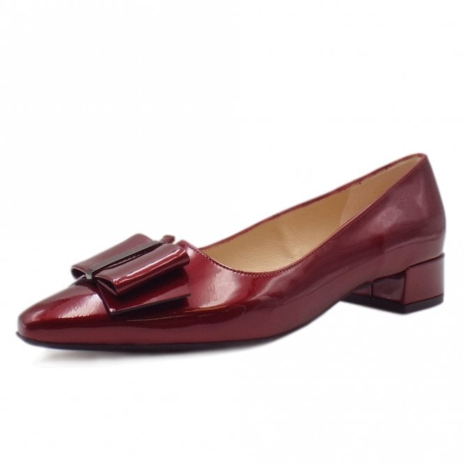 Sera Rubi Mura Pointed Toe Ballet Pumps