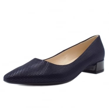 Sita Notte Cube Low Heel Pumps