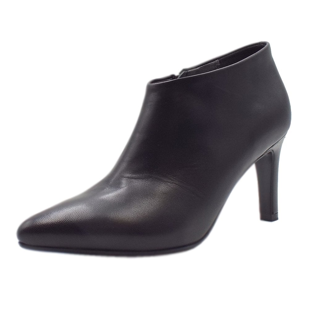 1702f3a7bb75 Ursina Shoe Boot in Black Glove ...