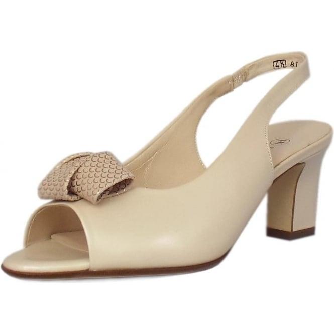 Peter Kaiser UK   Medana Notte Mura   Ladies Evening Sandals
