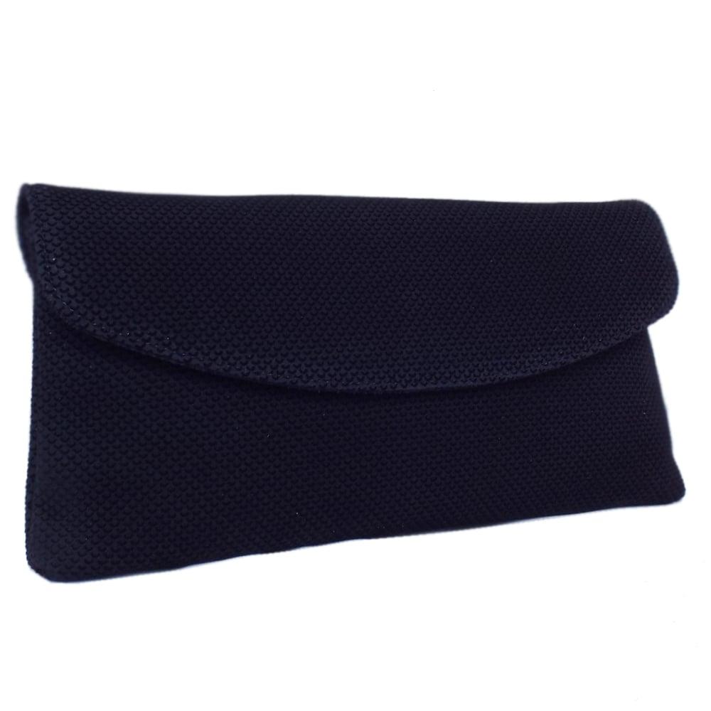 peter kaiser winema notte moon suede clutch bag peter kaiser uk. Black Bedroom Furniture Sets. Home Design Ideas