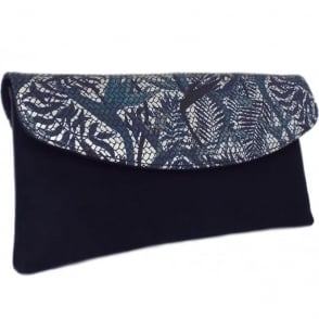 Winema Notte Suede Clutch