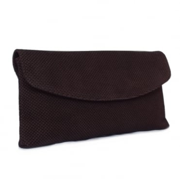 Winema Nuba Moon Suede Clutch