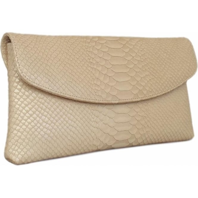 Winema Sabbia Birman Leather Clutch