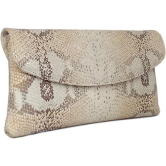 Winema Sabbia Femo Leather Clutch