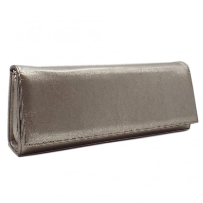 Winifred Taupe Furla Evening Bag