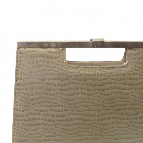 Peter Kaiser UK   Wye   Sand Tiles Clutch Bag   Matching Set