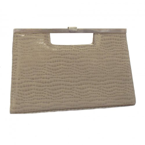 Peter Kaiser Cult   Ladies Nude Clutch Bag   Wedding Shoes and Bags