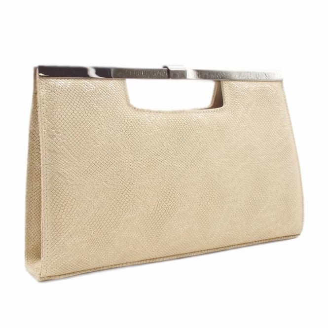 Wye Sand Tiles Evening Clutch Bag