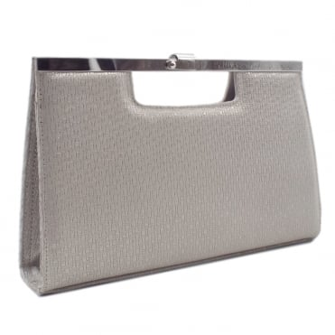 Wye Topas Block Evening Clutch Bag