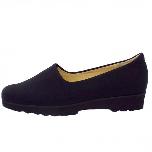kaiser ronda comfortable wide fit shoes in